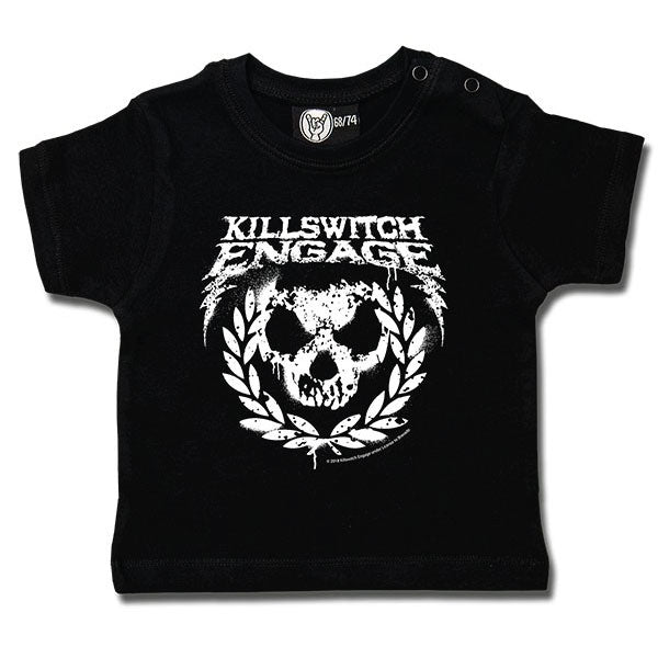 Killswitch Engage Baby T-Shirt Black - Logo