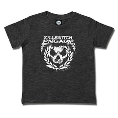 Killswitch Engage Kids T-Shirt Grey - Logo