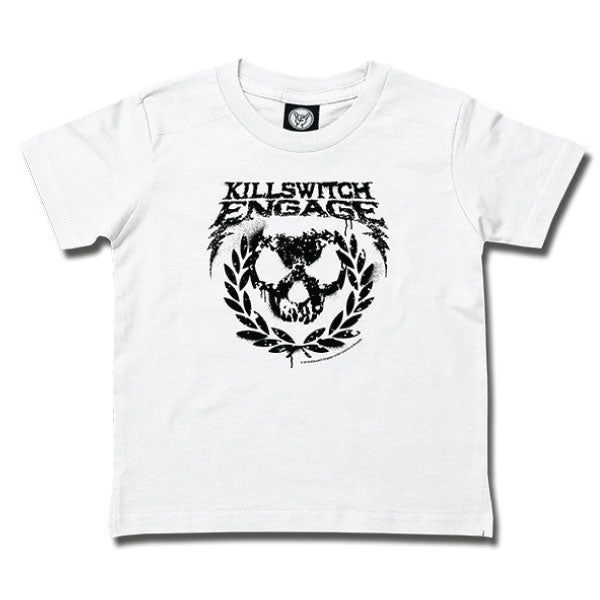 Killswitch Engage Kids T-Shirt White - Logo