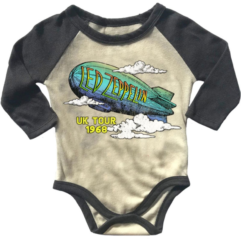 Led Zeppelin Babygrow - UK Tour 1968
