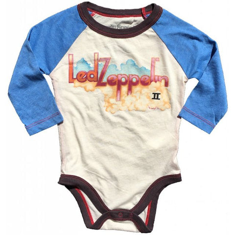 Led Zeppelin Babygrow