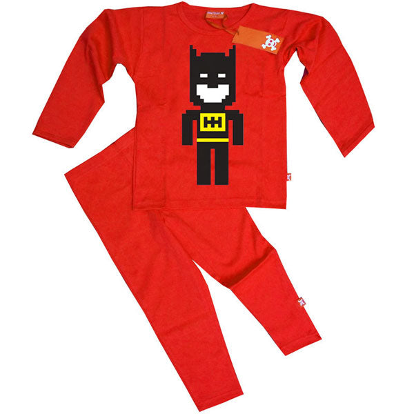 Lego Batman Kids Pyjamas by Stardust