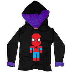 Spiderman Kids Hoody by Stardust