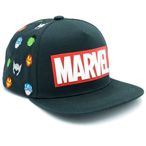 Marvel Kids Baseball Cap - Marvel Logo