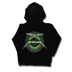Metallica Baby Hoodie - Seek and Destroy (Back)