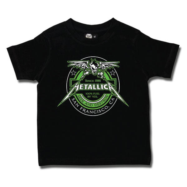 Metallica Kids T-Shirt - Seek and Destroy