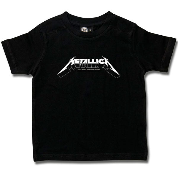 Metallica Kids T-Shirt - Metallica Logo
