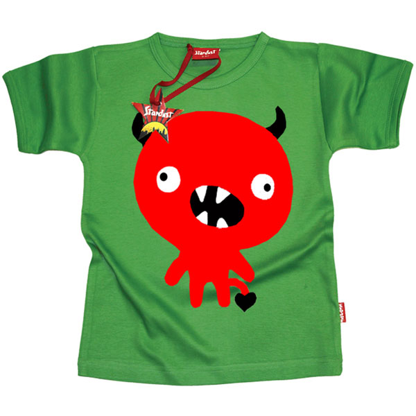 Kids Monster Devil T-Shirt by Stardust