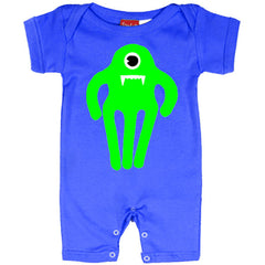 Monster Vampire Baby Romper by Stardust