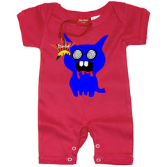 Monster Zombie Baby Romper by Stardust