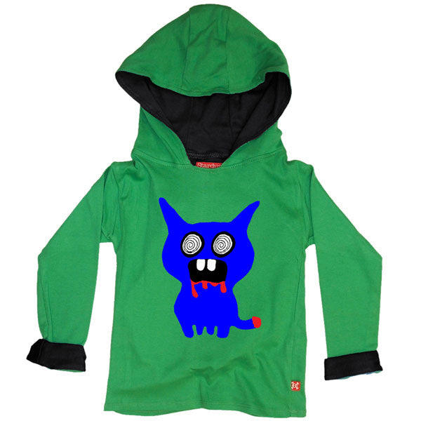 Monster ZOMBIE Kids Hoody by Stardust