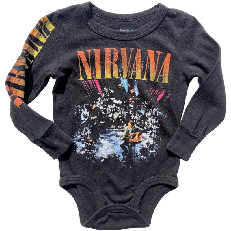 Nirvana Babygrow - Nirvana MTV Unplugged