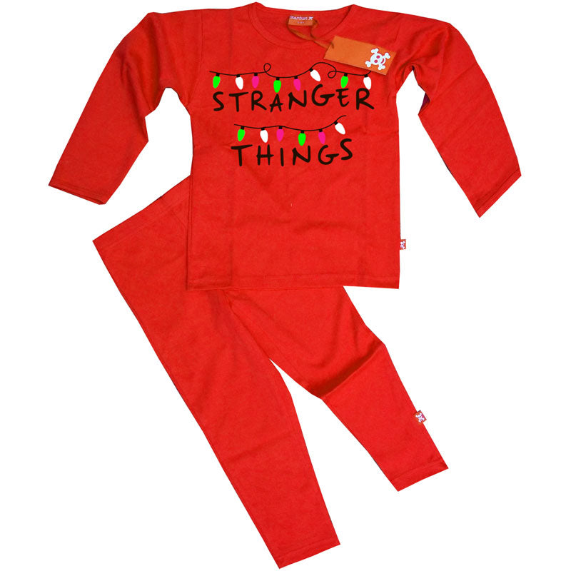 Stranger Things Kids Pyjamas