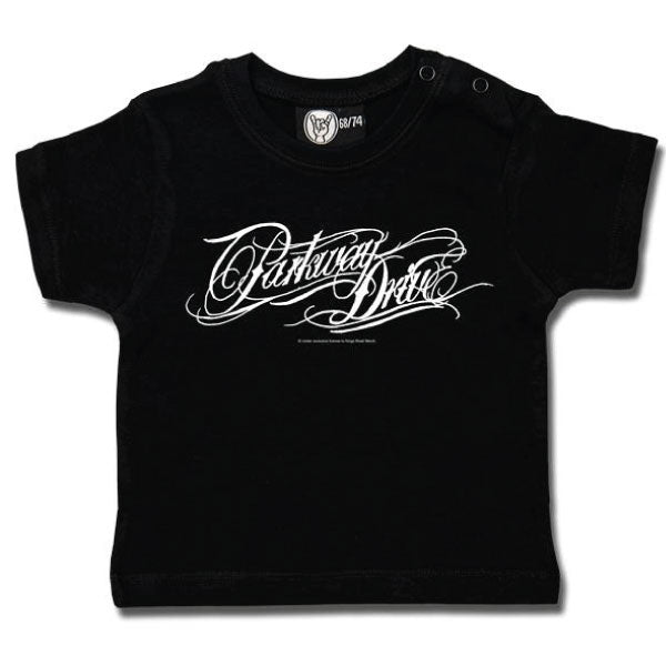 Parkway Drive Baby Black T-shirt - Logo