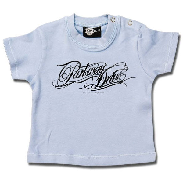 Parkway Drive Baby Blue T-shirt - Logo