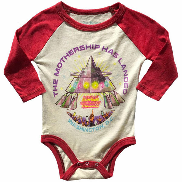 Parliament Babygrow - The Mothership Has Landed