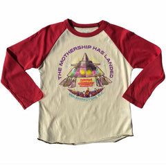 Parliament Kids T-Shirt - The Mothership Has Landed