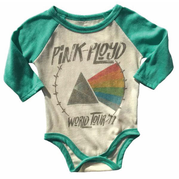 Pink Floyd Babygrow - World Tour 72