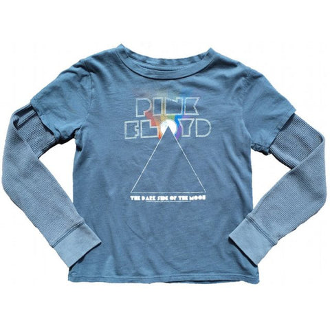 Pink Floyd Kids Layered T-Shirt - Dark Side Of The Moon