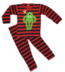 Kids Monster Vampire Pyjamas by Stardust