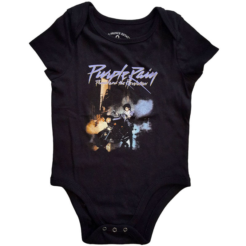 Prince Babygrow - Purple Rain Album Artwork