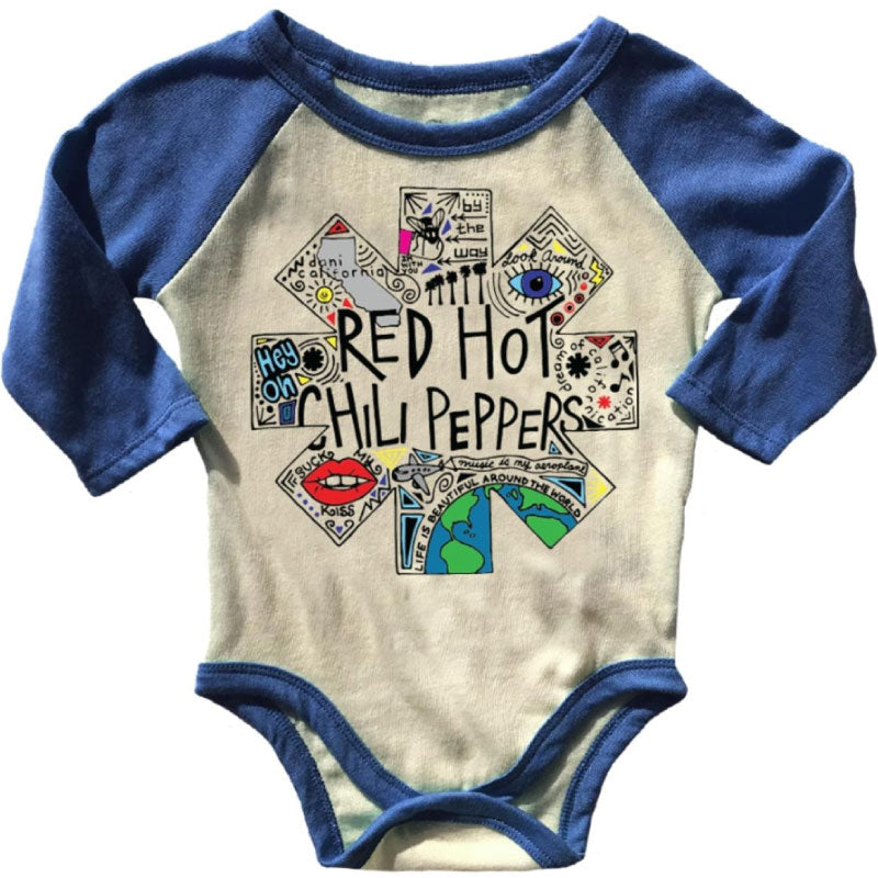 Red Hot Chili Peppers Babygrow - Greatest Hits