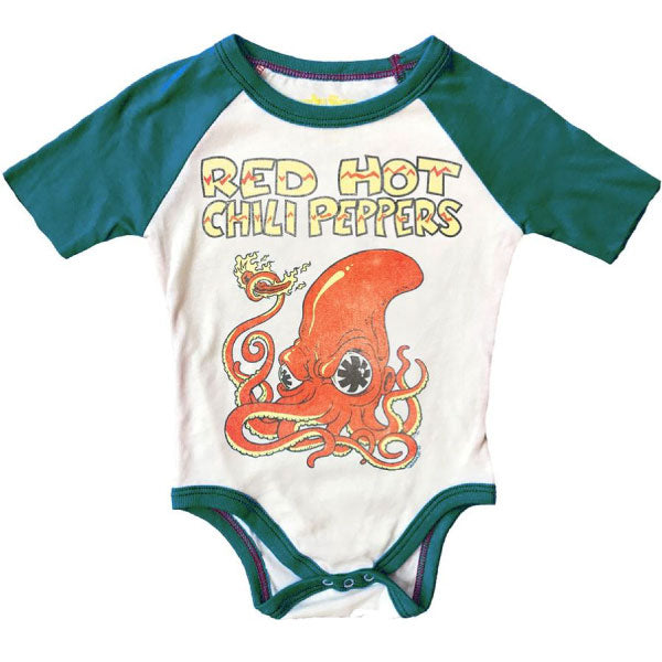 Red Hot Chili Peppers Babygrow - Octopus