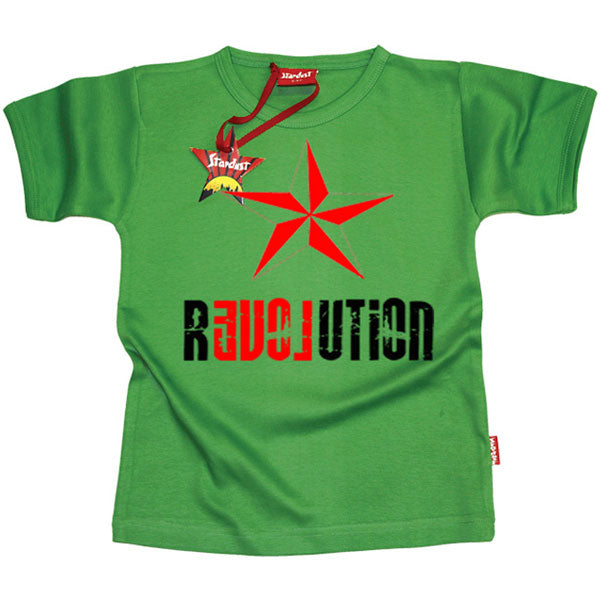 Kids Revolution T-Shirt by Stardust