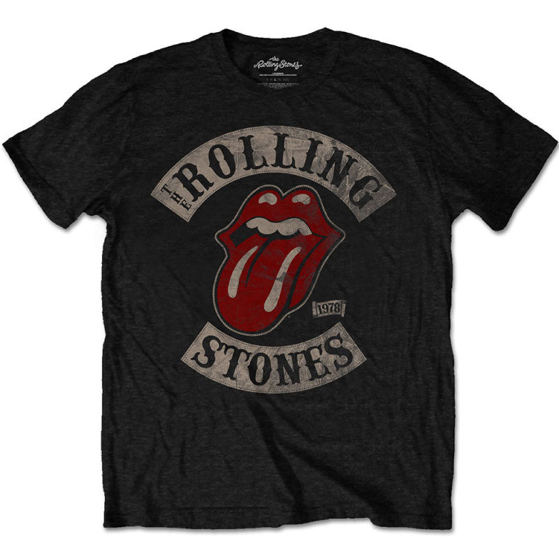 Cool Rolling Stones Kids T-Shirt - 1978 Tour