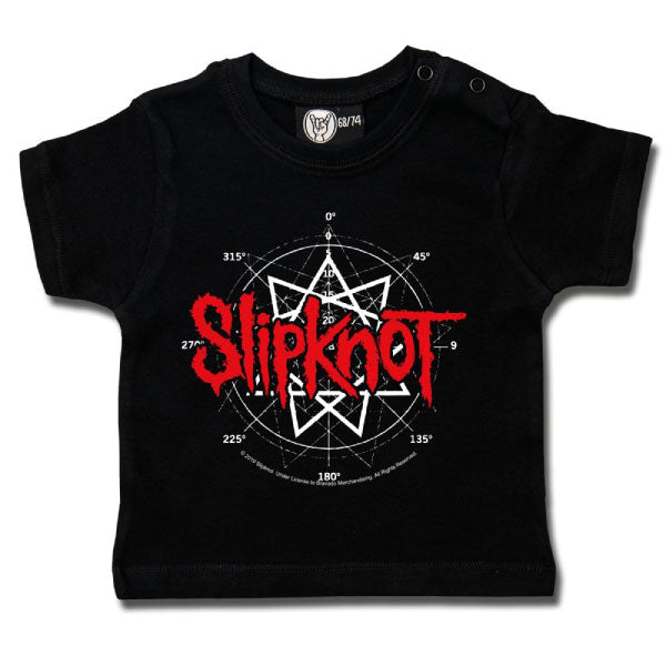 Slipknot Baby T-Shirt - Star Logo