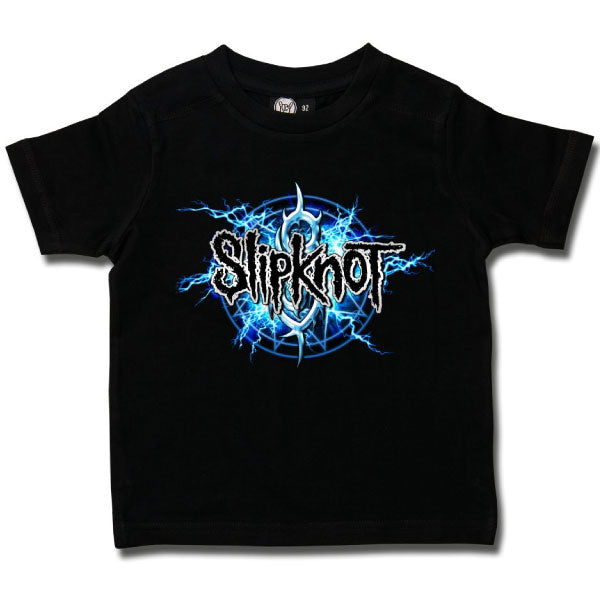 Slipknot Kids T-Shirt - Blue Logo