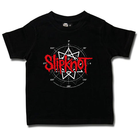 Slipknot Kids T-Shirt - Star Logo