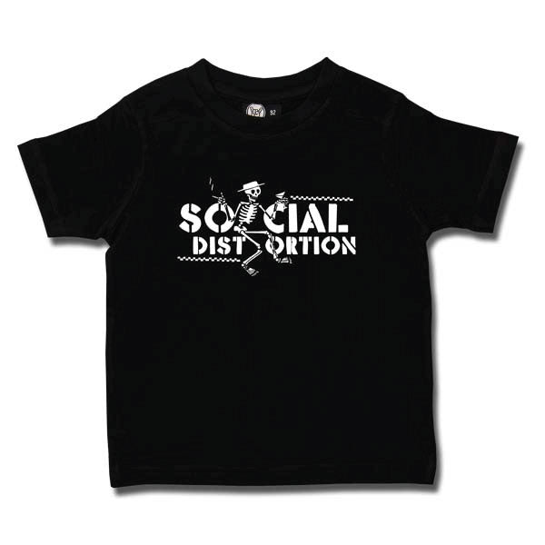 Social Distortion Kids T-Shirt - Logo