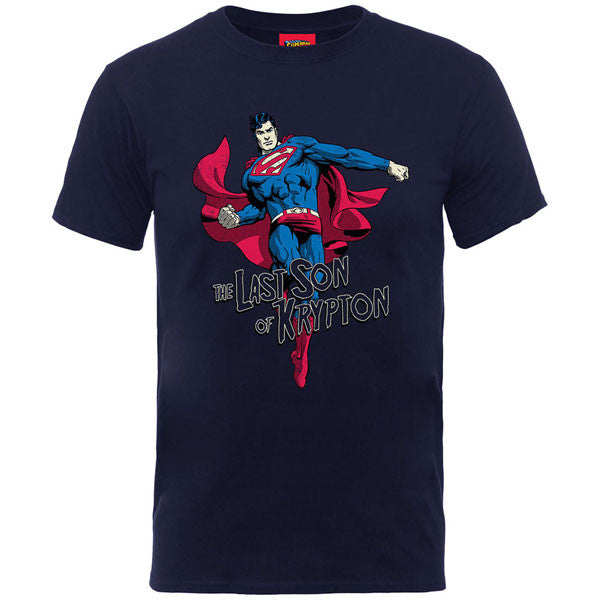 Superman Kids T-Shirt by DC Comics - Son of Krypton