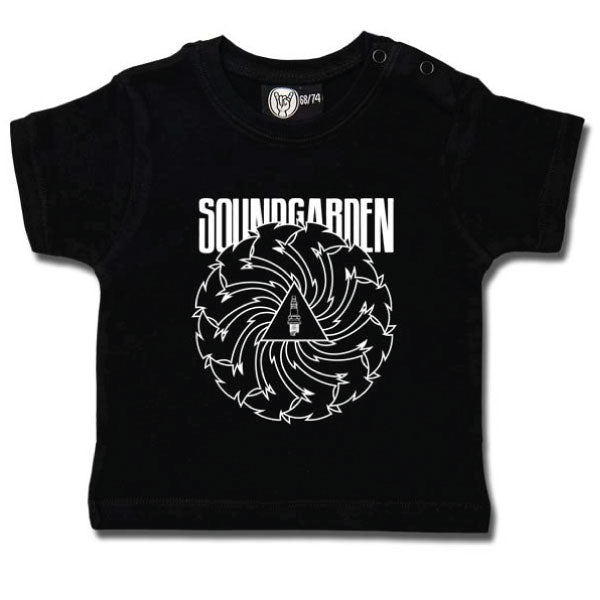 Soundgarden Baby T-Shirt - Logo
