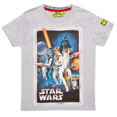 Star Wars Kids T-Shirt - A New Hope Classic Poster