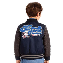 Star Wars Kids Bomber Jacket - Varsity Style