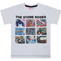 Stone Roses Kids T-Shirt - Artwork