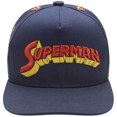 Superman Kids Baseball Cap - Superman Retro Logo