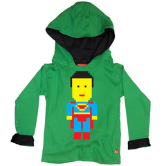 Superman Kids Hoody by Stardust