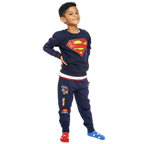 Superman Kids Sweatshirt - Superman Logo