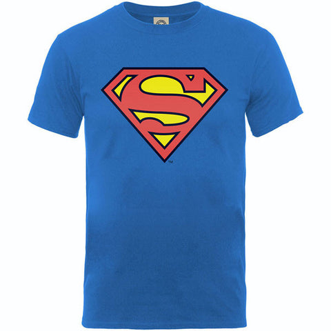Superman Kids T-Shirt by DC Comics - Classic Logo