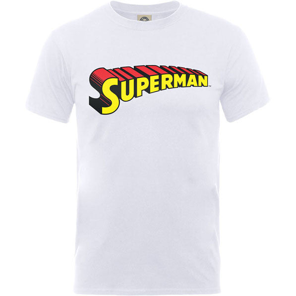 Superman Kids T-Shirt by DC Comics - Superman Logo