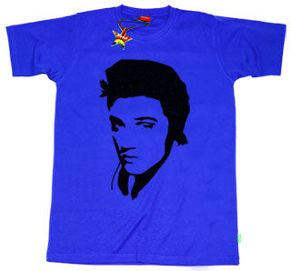 Elvis Teenage Boys T-Shirt by Stardust