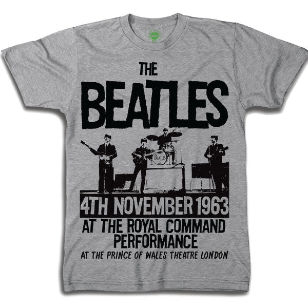 The Beatles Kids T-Shirt - At The Prince Of Wales Theatre, 1963
