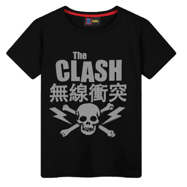 The Clash Kids T-Shirt - Japan Tour Artwork