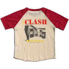 The Clash Kids T-Shirt - The Clash Hits Back