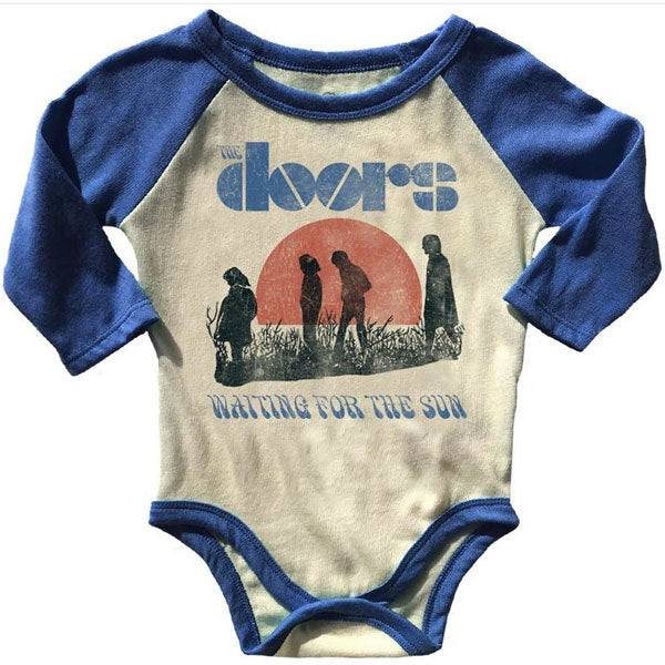 The Doors Babygrow - Waiting For The Sun