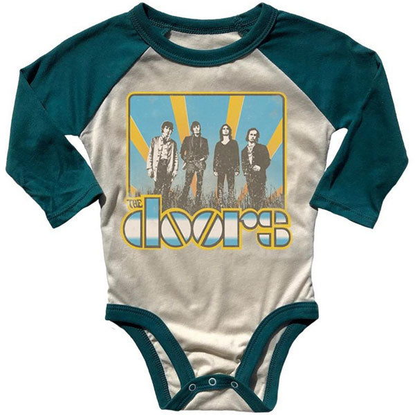 The Doors Babygrow - Waiting For The Sun Album Cover