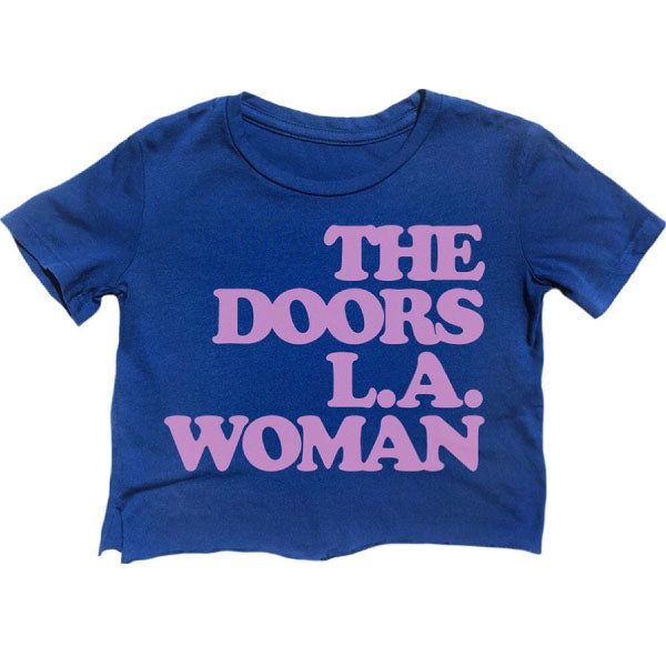 The Doors Kids T-Shirt - LA Woman